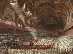 The Trial of Henry Lord Viscount in Westminster Hall